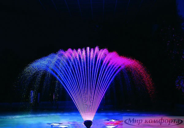 Насадка для фонтана